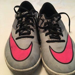 Men's Nike soccer turf shoes